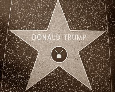Donald Trump Hollywood Walk of Fame