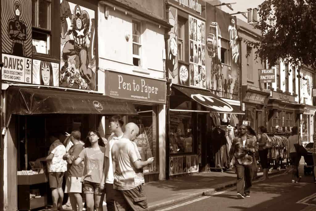 Sydney Street Brighton